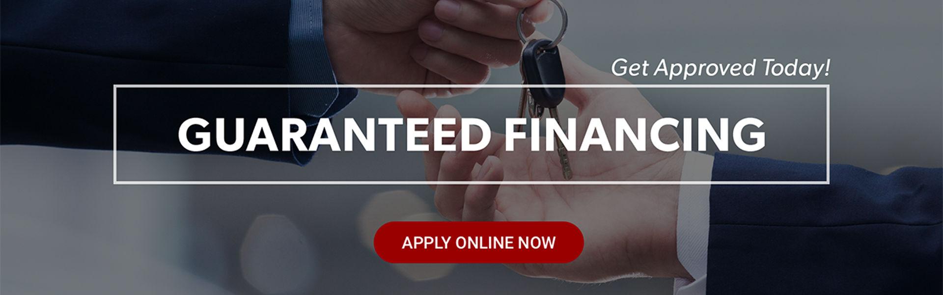 guaranteed financing